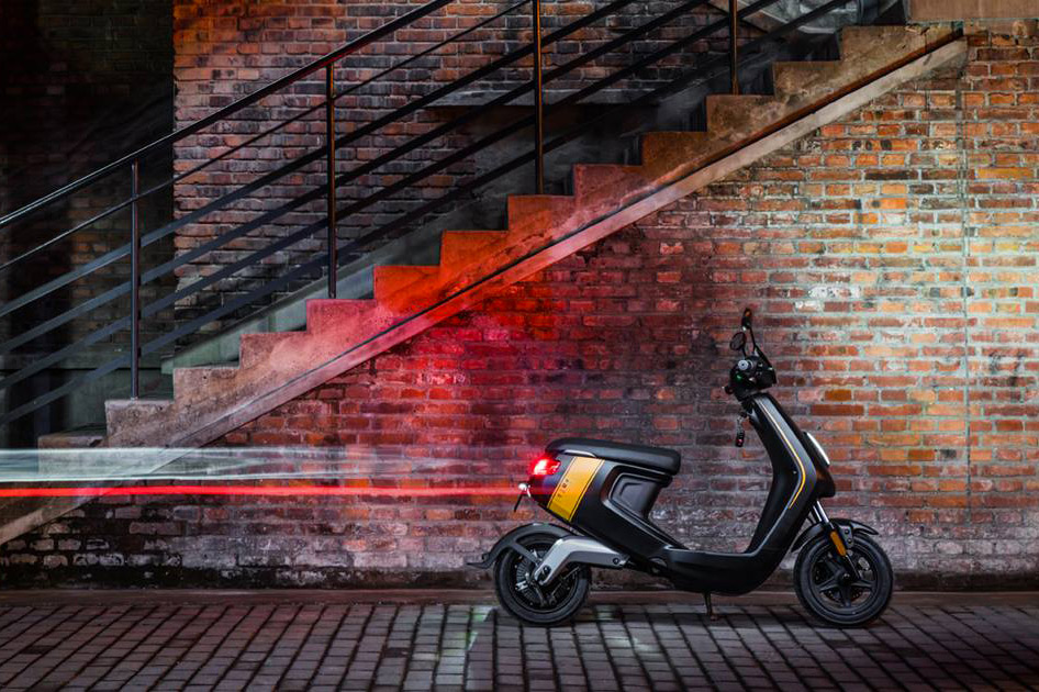 Scooter électrique Niu moto toulouse motos cycles my scoot